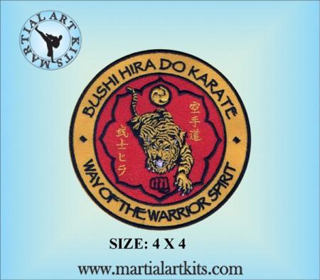 bushi hira do karate copy